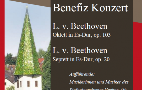 Konzert in Kusterdingen am 14.12.2019